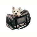 Karlie kutya szállító táska angol kockás