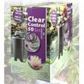 Clear Control 50 nyomás alá helyezhető szűrő