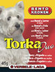 Torka Dog Duo Marhahúsos és Májas, szaftos konzerv