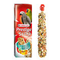 Versele-Laga Prestige Sticks - Prémium mézesrúd nagypapagájoknak - Egzotikus