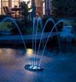 Oase Water Starlet - úszó szökőkút