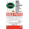 Gold Patee red PROFI