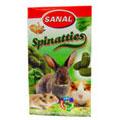 Sanal Spinatties - spenótos rágcsáló vitamin