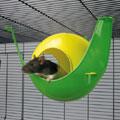 Sputnik XL görény - patkány házikó