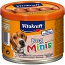 Vitakraft Dog Minis - jutalom kolbászkák kutyáknak