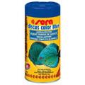 sera discus color Blue - diszkosztáp kék diszkoszhalaknak