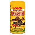 sera Wels - Chips - speciális haleleség algaevők részére