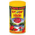 Sera Pond Color Stick - színezős haltáp granulátum