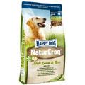 Happy Dog NaturCroq Lamm & Reis - Prémium kutyatáp allergiás kutyáknak