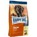 Happy Dog Supreme Toscana - mediterán gyógynövényes kutyatáp, ivartalanított és idősebb kutyáknak