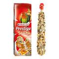 Versele-Laga Prestige Sticks - Prémium mézesrúd nimfa papagájoknak - Mogyorós